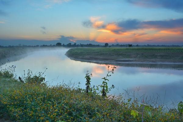 Sunrise by arindomb