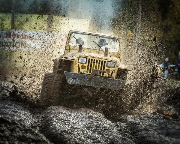 Mud Bogger by Bad_Al