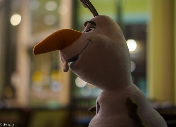 Olaf by Swarnadip
