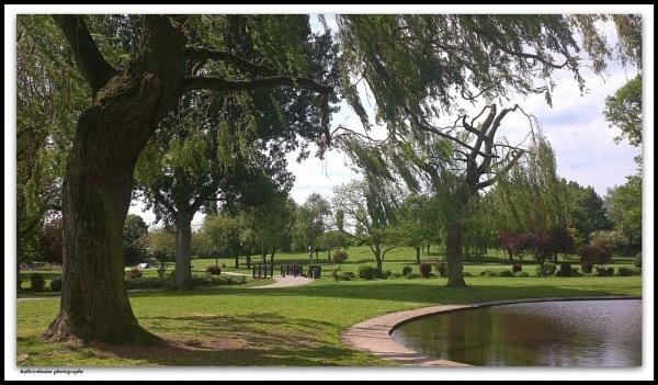 Sanders park, Bromsgrove by kathrynlouise