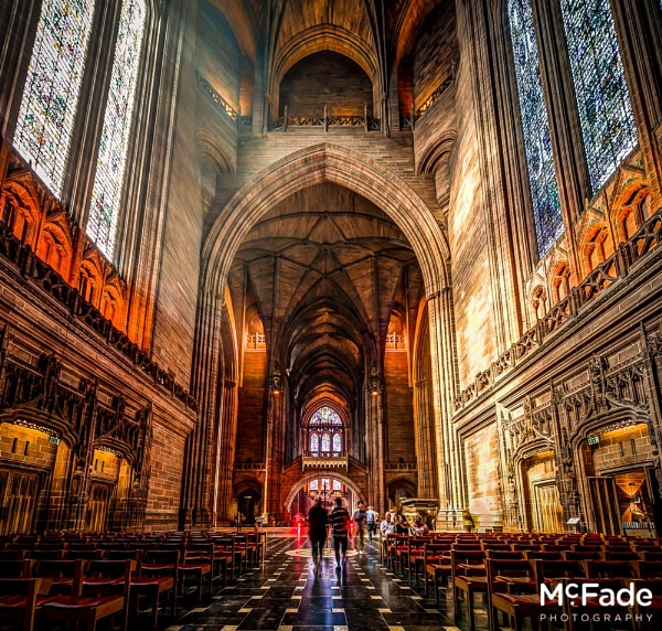 Anglican Cathedral by ade_mcfade