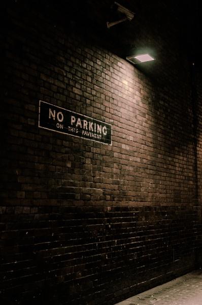 Alleyway Orders by penfold2000