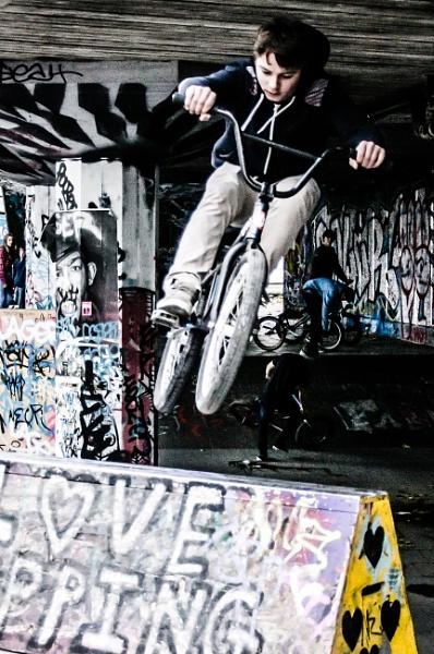 BMX Kid by penfold2000