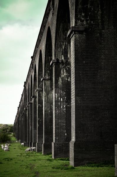 Harringworth Viaduct by penfold2000
