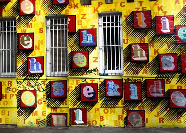 Alphabet Street by mattdonkin74