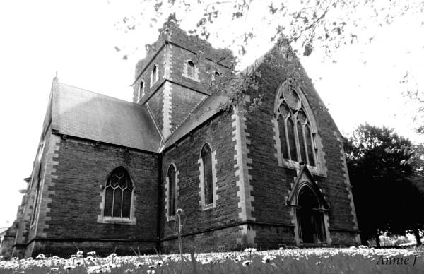 St Margaret\'s Church Cardiff by AnnMarieJ