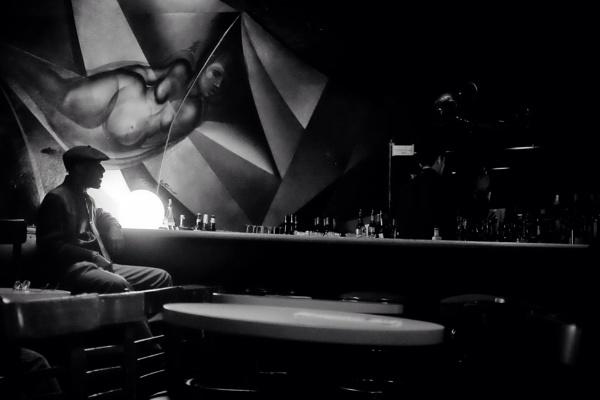 Jazz club by stevewlb
