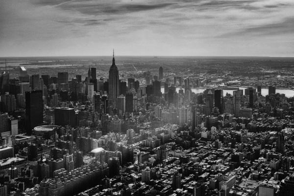 New York by stevewlb