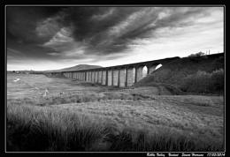 Ribblehead Viaduct (B/W)
