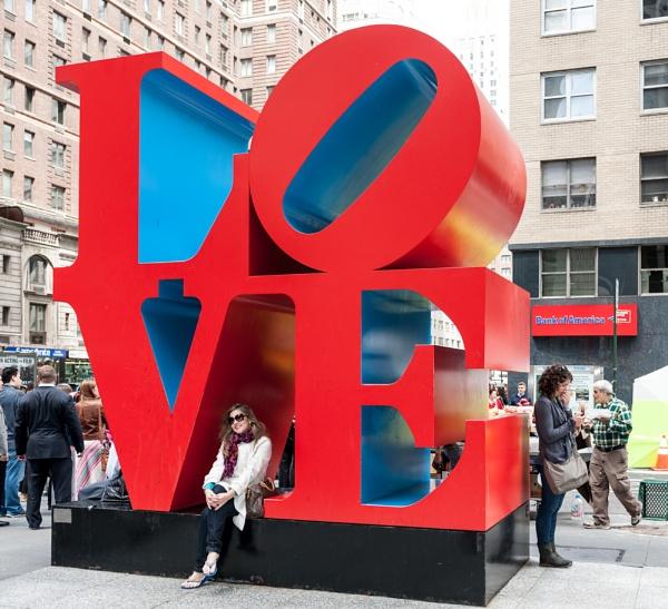 I love New York by Daffy1