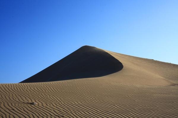 Sand Dune  Huacachina Peru by paulashby
