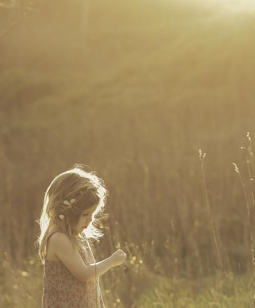 Sunset Girll by RichPitman