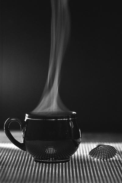 Smoking Coffee by arindomb