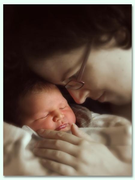 Hello Mummy by dan3008