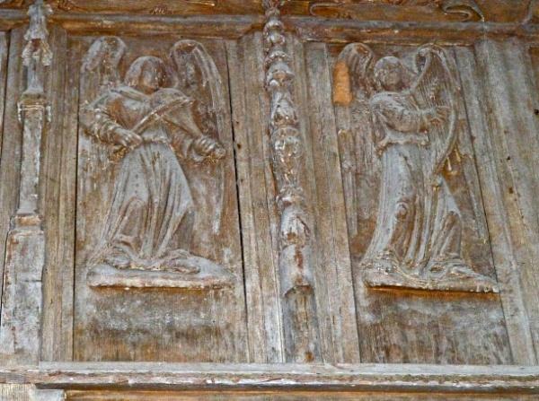 Angels by JuBarney