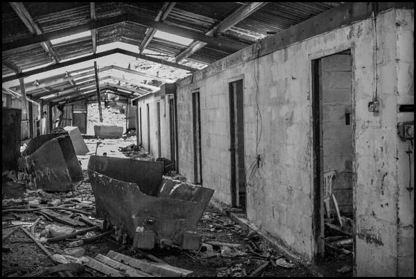 The Drift Mine, Blaenavon by bwlchmawr
