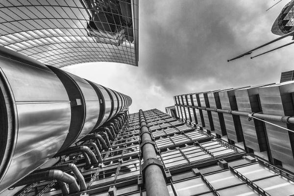 Lloyds Building... by Philpot