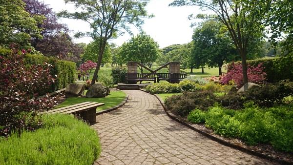 Beveridge Park, Kirkcaldy by kaylesh