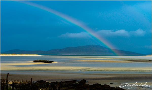 Seilebost Rainfall... by Scottishlandscapes