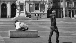 Valladolid square
