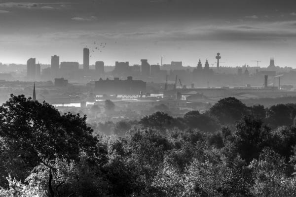 Liverpool Skyline by 55jase