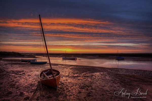 Burnham Sunset by AntonyB