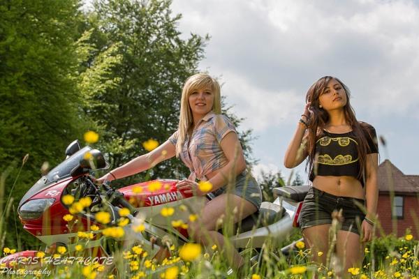 On yer bike! by chrisheathcote