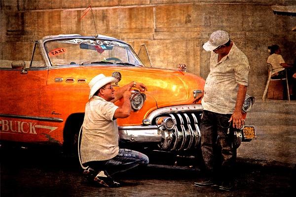 Havana - Cuba by Phillbri