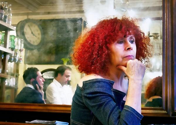 Paris Bargirl by AndyBee