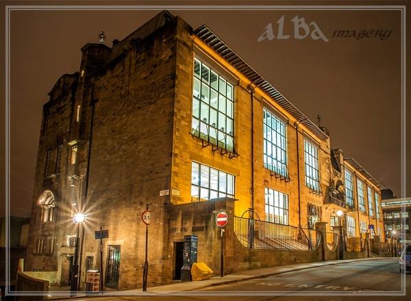 Glasgow School of Art by braddy