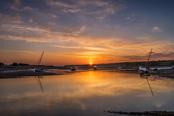 Norfolk Sunrise by DalesLass