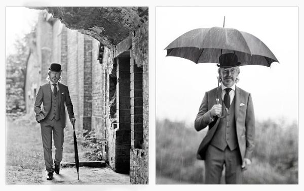 A Gentleman is Always Prepared by Baden
