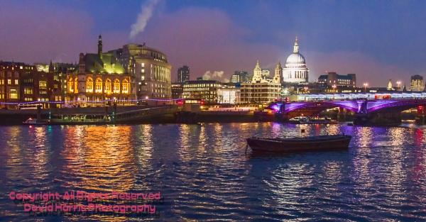 City of London by Beardedwonder2009