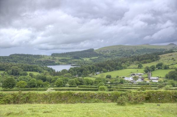 Sheepstor, Dartmoor by LinBrennan