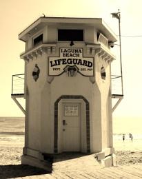 Call the lifeguard...