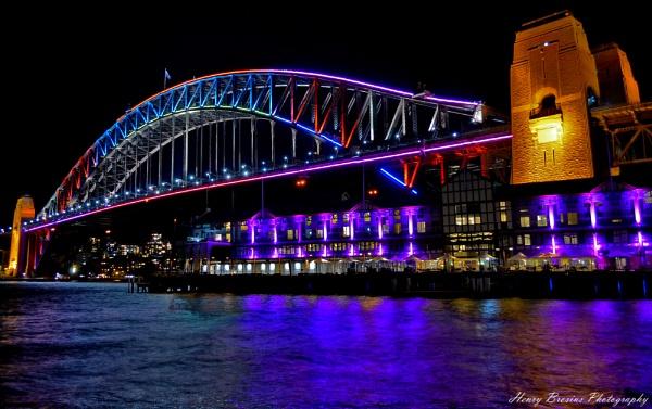 Sydney Harbour Bridge by AttractiveNerd