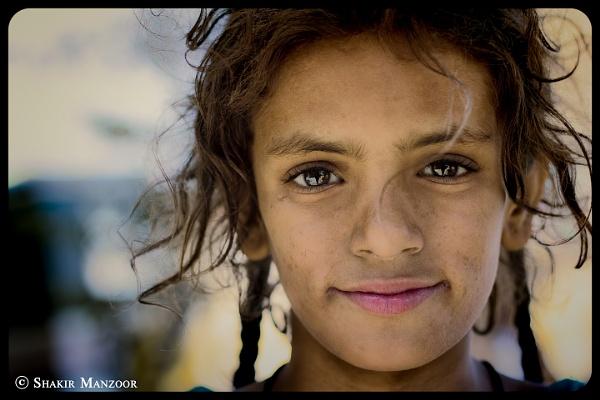 Beauty in Slum by bekind2all