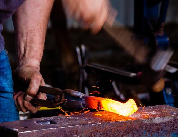 The Blacksmith by JJGEE