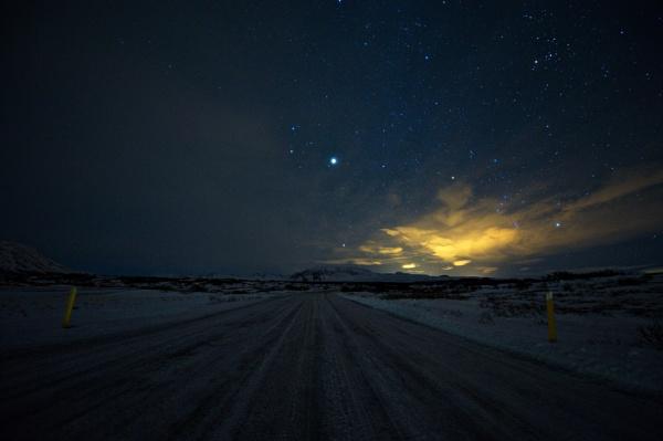 The Road To Reykjavík by JohnnyGraham