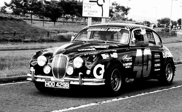 Jaguar MK 2 by UBOAT