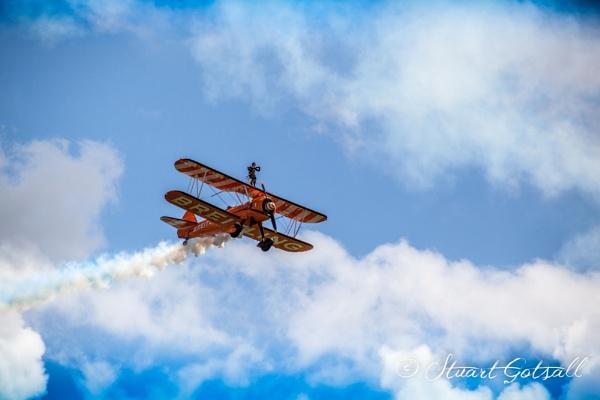 Breitling Wingwalkers by MrGoatsmilk
