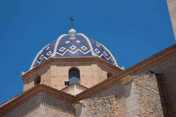 Altea Church by GarrathE