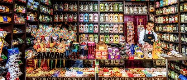 Candy Man by Rorymac