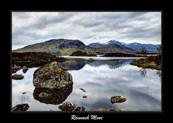 Rannoch Moor by Craig99999