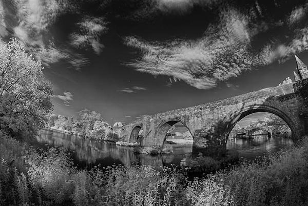 Old Stirling Bridge by Nothern_Licht