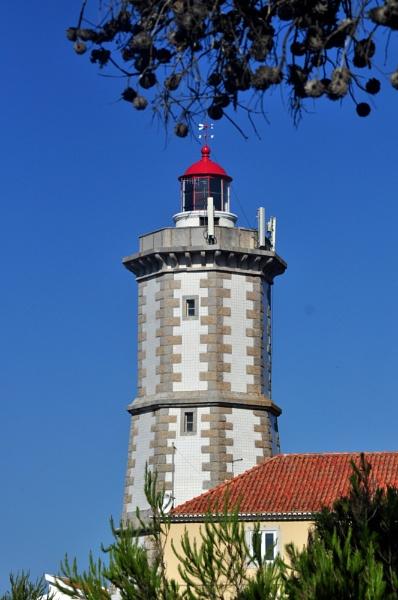 Guia Lighthouse, Cascais. by HarrietH