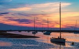 Brancaster Staithe Sunset