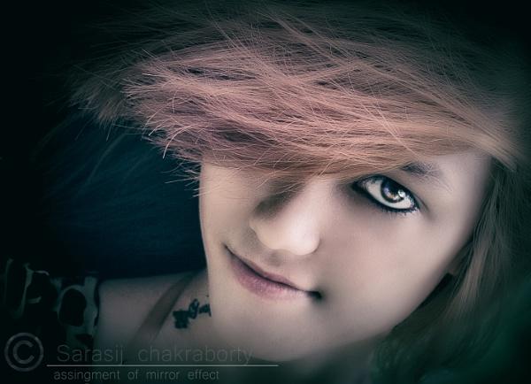 angel eye by sarasij