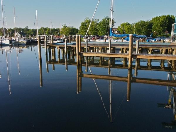 A Long Weekend on the Chesapeake #3 by handlerstudio