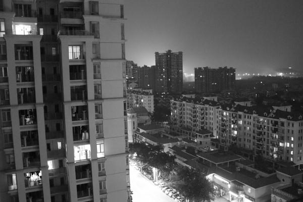 Nightime in Dongguan by robertclarke